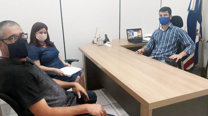Com foco na Saúde, Gravatal inicia primeiros dias da gestão